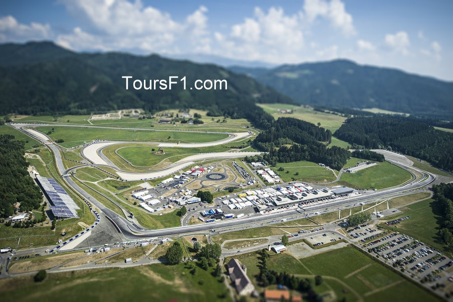 2019 Formula 1 Grand Prix Of Austria Vip Tickets Tours Packages