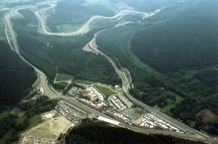 Hotels Near Spa Race Circuit Belgium
